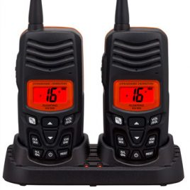 RADIO PORTATIL VHF HX-100