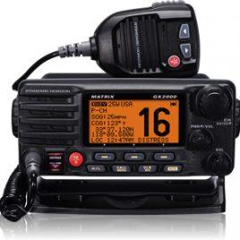RADIO VHF MATRIX GX 2000