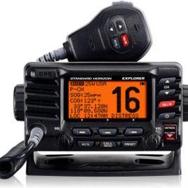 RADIO EXPLORER GPS GX 1700